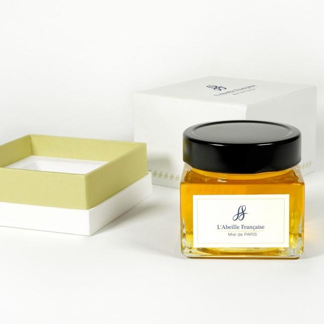 Miel de Paris 325g en Boite Cadeaux